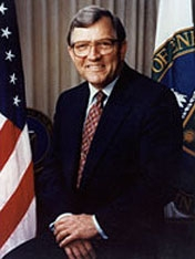 Secretary James B. Edwards