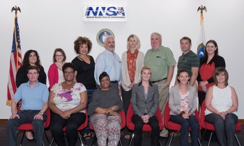 NNSA's Mid-Level Leadership Development Program participants