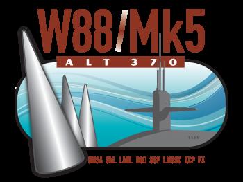 W88 emblem