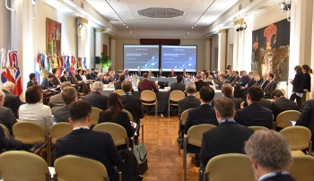 Opening remarks at the fifth Plenary Meeting of the International Partnership for Nuclear Disarmament Verification.