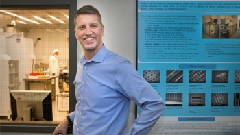 Chuck Black is the director of the Center for Functional Nanomaterials.