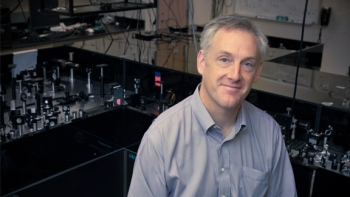 Kelly Gaffney is the director of the Stanford Synchrotron Radiation Lightsource.