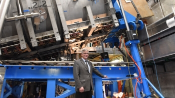 David Hill, director of the DIII-D Office of Science user facility, works with researchers from more than 100 institutions around the world to understand how we can harness fusion to produce energy.