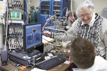 Mildred Dresselhaus, Massachusetts Institute of Technology (MIT), Massachusetts