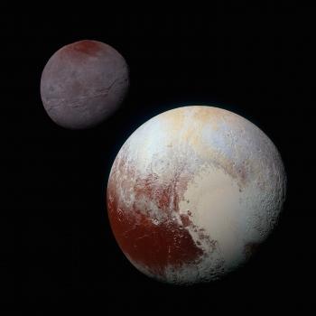 Pluto Now