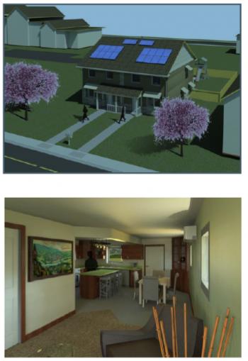 GRAND WINNER FINALIST: The Scott Home – Penn College Williamsport