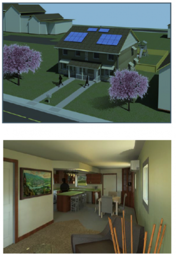 GRAND WINNER FINALIST: The Scott Home – Penn College Williamsport