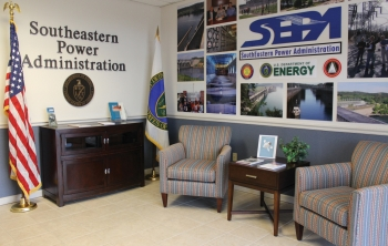 Photograph of SEPA Lobby