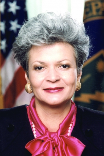 Secretary Hazel R. O'Leary