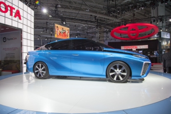 Toyota Fuel Cell Concept Vehicle