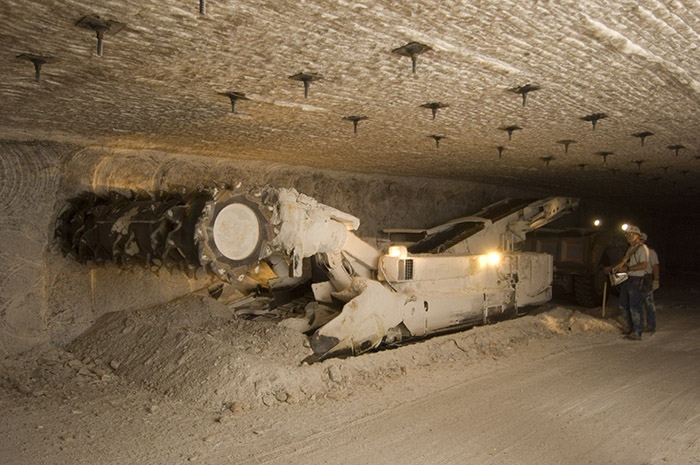Salt Mining to Resume at WIPP | Department of Energy