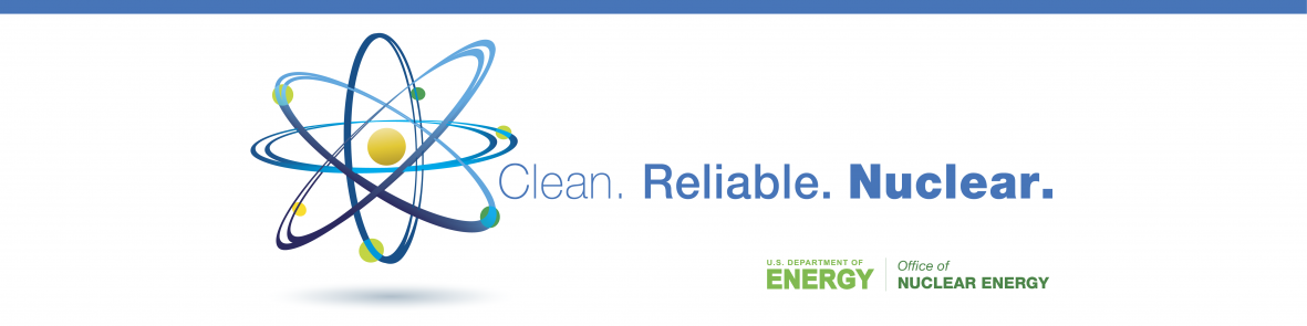 Banner that says Clean. Reliable. Nuclear.
