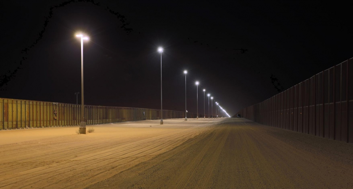 Report documents long term performance of high flux led lighting photo of outdoor area lights at night aloadofball Image collections
