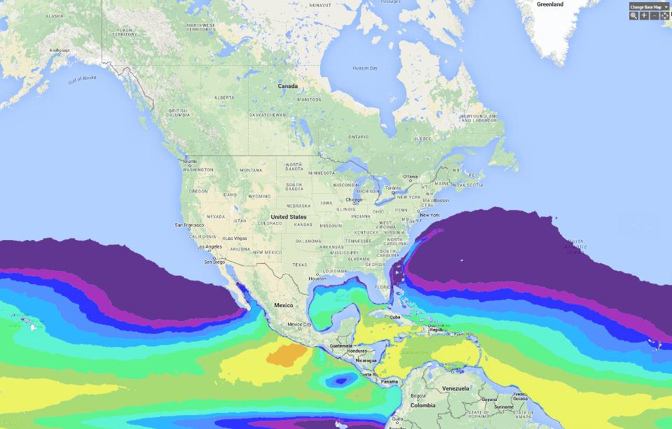 ocean thermal resource assessment