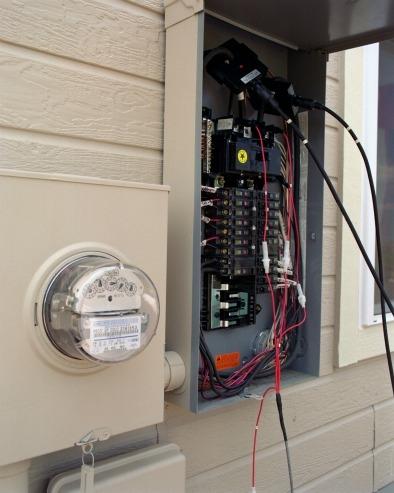 electric meters department of energy rh energy gov Electrical Meter Box Wiring A Residential Electric Meter Diagram