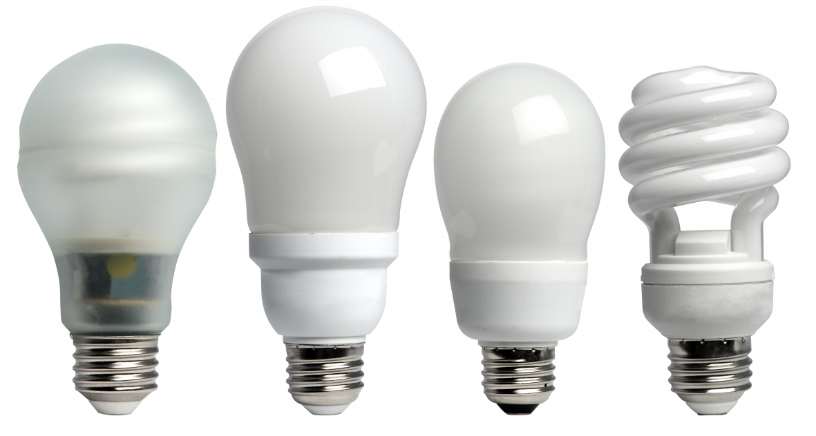 Lighting choices to save you money department of energy compact fluorescent lamps cfls are simply curly versions of the long tube fluorescent lights you may already have in a kitchen or garage aloadofball Images