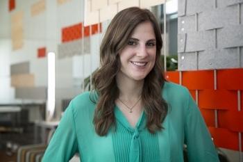 Photo of Paige Terlip, Former Communicator, National Renewable Energy Laboratory
