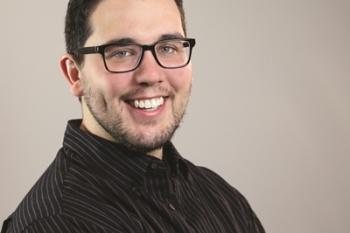 Photo of Steven Bushong, Communications Specialist, Water Power Technologies Office