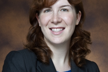 Photo of Dr. Karma Sawyer, Program Manager of Emerging Technologies