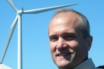 Photo of Jim Ahlgrimm, Wind Energy Technologies Office Director (Acting)