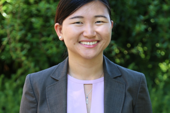 Photo of Alice Wang, Tech-to-Market Program Lead, Cleantech University Prize