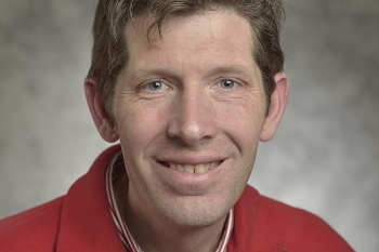 Photo of Charles Rousseaux, Senior Communications Specialist