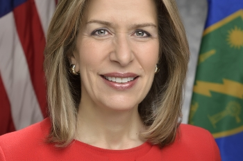 Photo of Dr. Elizabeth Sherwood-Randall, Former Deputy Secretary of Energy
