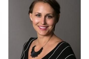 the headshot of Gayle Bentley