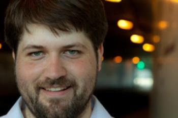 Photo of Matthew Loveless, Data Integration Specialist, Office of Public Affairs