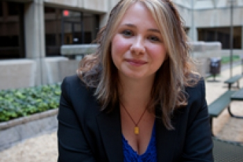 Photo of Elizabeth Meckes, Former Director of User Experience & Digital Technologies, Office of Public Affairs