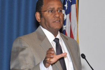 Photo of Melvin G. Williams, Jr., Former Associate Deputy Secretary