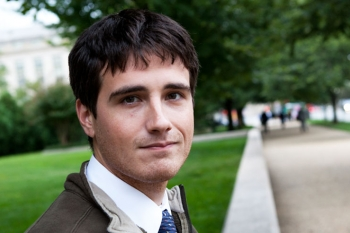 Photo of Michael Hess, Former Digital Communications Specialist, Office of Public Affairs