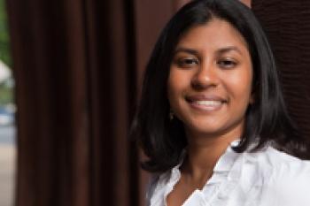 Photo of Niketa Kumar, Public Affairs Specialist, Office of Public Affairs