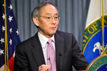 Photo of Dr. Steven Chu, Former Secretary of Energy