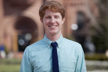 Photo of Matt Dozier, Digital Content Specialist, Office of Public Affairs