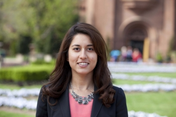 Photo of Maisah Khan, Senior Advisor, Office of International Affairs, U.S. Department of Energy