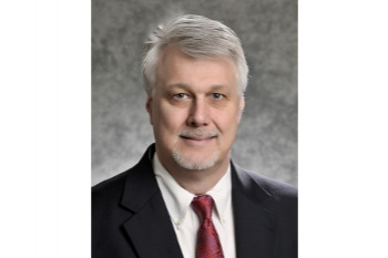 Photo of Mark Johnson, Former Advanced Manufacturing Office Director
