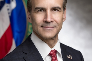 Photo of U.S. Under Secretary of Energy Mark W. Menezes