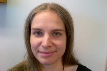 Photo of Marie Mapes, Technology Manager, SunShot