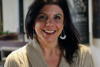 Photo of Michele Capots, Senior Communications Specialist