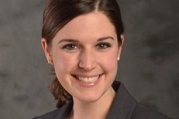 Photo of Sarah Wagoner, Communications Specialist, Wind and Water Power Technologies Office