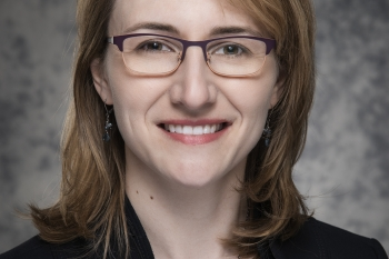 Photo of Elaine Ulrich, Balance of Systems/Soft Costs Program Manager
