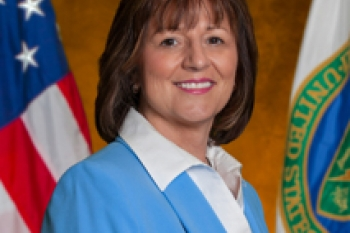 Photo of Dr. Grace M. Bochenek, Director, National Energy Technology Laboratory