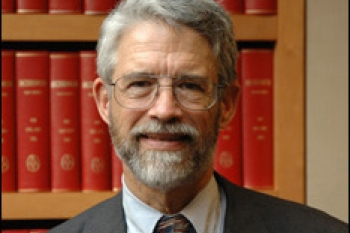 Photo of Dr. John P. Holdren, Director of the White House Office of Science and Technology Policy