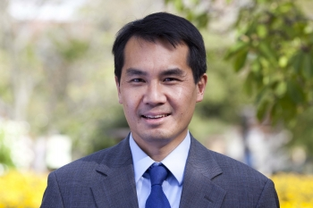 Photo of Hugh Chen, Deputy Director for Finance, Incentives, and Program Analysis