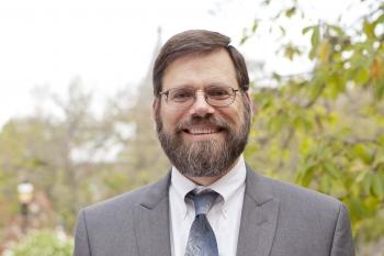 Photo of Jonathan Pershing, Principal Deputy Director of EPSA
