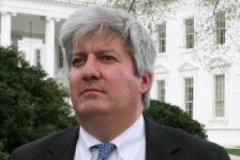 Photo of Thomas Kalil, Deputy Director for Policy for the White House Office of Science and Technology Policy and Senior Advisor for Science, Technology and Innovation for the National Economic Council
