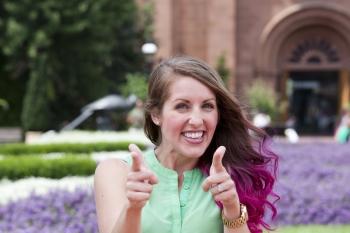 Photo of Rebecca Matulka, Former Digital Communications Specialist, Office of Public Affairs
