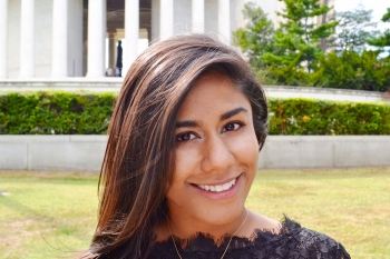 Headshot of Monica Kanojia