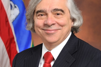 Photo of Dr. Ernest Moniz, Former Secretary of Energy